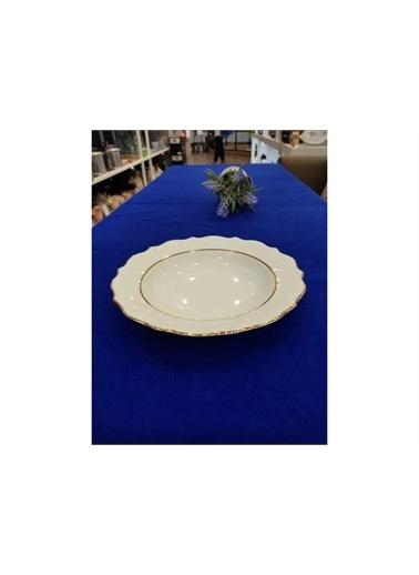 Porland Porland Altın Yıldız.2F Çukur Tabak 19 cm Renkli